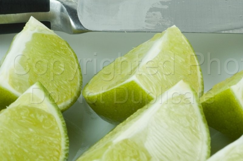 Food & Drink - Tom Warner Photography citrus, limes, fresh, cut, ingredient, food, nutrition, food, health, healthy, tropical, green, knife, cut, prepare