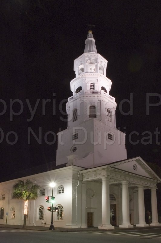 Scapes - Tom Warner Photography charleston, church, historic, architectural, landscape, travel, tourism, tourist