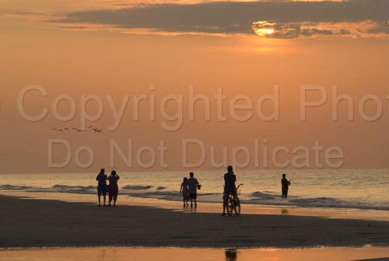 Scapes - Tom Warner Photography beach, shoreline, sunrise, people, ocean, sea, salt life, salt water, fishing, bicycling, sports, recreation, vacation
